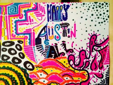 Happy Austin
